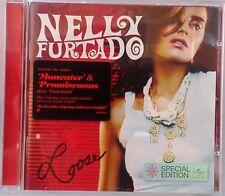 "Nelly Furtado - Loose (CD 2006) ""Maneater"" ""Promiscuous"" + 2 Bonus Tracks"