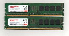 16GB (2X 8GB) DDR3 1333  PC3-10600 Desktop Memory PC Ram DIMM