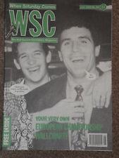When Saturday Comes Football Magazine June 1992