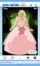 Digital Topps Disney Collect Trader Charlotte Princess + Frog Characters Card