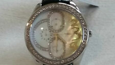 GUESS Montre Femme crystalizzed avec swarovsky-RRP £ 265