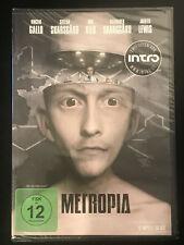 DVD - Metropia - Stellan Skarsgard - Zustand: Neu und OVP