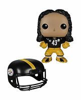 Funko POP NFL: Wave 1 - Troy Polamalu Action Figures Free Shipping