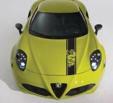 adesivo Alfa Romeo cofano auto mito 4c 147 giulietta gt 156 biscione  sticker