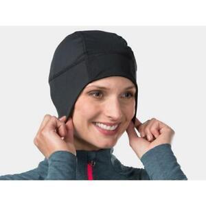 Headwear Bontrager Wind Cycling Skull Cap One Size Black