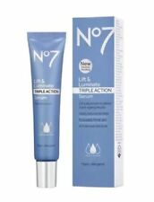 No7 Lift & Luminate Triple Action Serum - 1.69oz