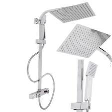 Thermostat Handbrause Duschsystem Regendusche Duscharmatur Duschkopf Duschset