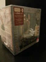 The Lord of the Rings LOTR Two Towers DVD Extended Gollum Weta Sculpture Hobbit