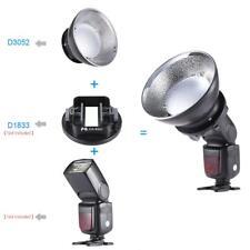 "SGA-SR173S 17cm/6,7 ""Speedlite  Dish Diffusor Lampenschirm für Nikon D3L9"
