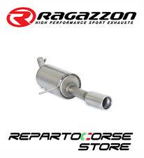 RAGAZZON SCARICO TERMINALE TONDO 80mm RENAULT CLIO 4 IV 1.5dCi 66kW 90CV 2012->