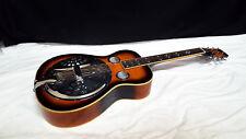 GOLD TONE PBR-D Paul Beard Deluxe round-neck RESONATOR slide Guitar - B