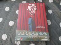 "DVD NEUF ""VOUS N'AVEZ ENCORE RIEN VU"" Sabine AZEMA Lambert WILSON Pierre ARDITI"