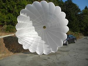 Vintage  Parachute; Sky Diving, Plane Jumps