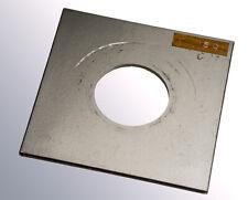 CALUMET 4X5 VIEW CAMERA Lens Board 42mm Opening (105822)