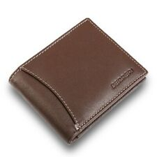 Berreri Men's Leather Wallet Credit Card Billfold RFID Purse Gift Boxed US Stock