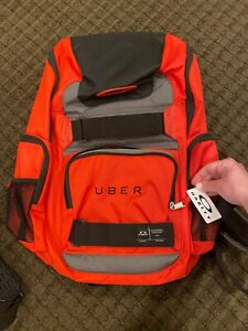Oakley Backpack - Uber Logo (Red) - New With Tags (Exclusive)