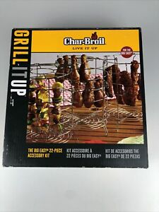 Char-Broil The Big Easy 22-Piece Turkey Fryer Accessory Kit, New in Box