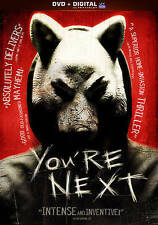 Youre Next (DVD, 2014, Includes Digital Copy UltraViolet)