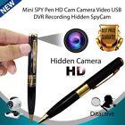 1280x1024 HD MINI DV Pen Recorder Camcorder Camera Spy Hidden DVR CCTV Security