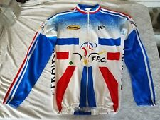 Cycling Bicycling Jersey NWOT NEW  Mavic noret FFC France Long Sleeve sz 3