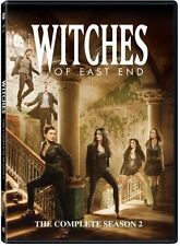 Witches Of East End: The Complete Season 2 - 3 DISC SET (2015, DVD NE (RÉGION 1)