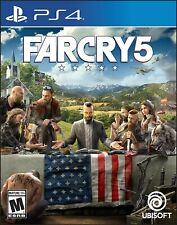 PLAYSTATION 4 PS4 GAME - FAR CRY 5