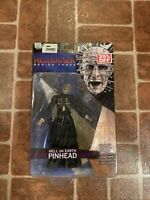 Hellraiser Series 3 Hell On Earth Pinhead 2004 NECA Reel Toys NEW FREE SHIPPING
