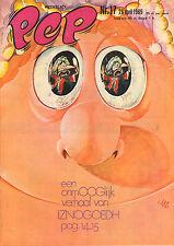 PEP 1969 nr. 17 - IZNOGOEDH (COVER) / NATIONAAL RUIMTEVAARTLABORATORIUM / COMICS