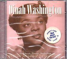 DINAH WASHINGTON - THE MASTERS - CD (NUOVO SIGILLATO)