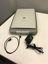HP SCANJET 4370 (FLATBED) PHOTO SCANNER (POWER SUPPLY,USB CABLE)