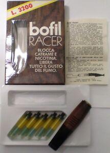 bofil racer bocchino per sigaretta anni 70