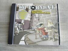 uk hiphop rap CD oldschool DJ FORMAT For The Mature B Boy british breaks ASPECTS