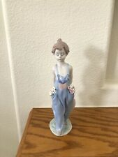 "Lladro Figurine ""Pocket Full Of Wishes"" #7650 Retired Mint Condition"