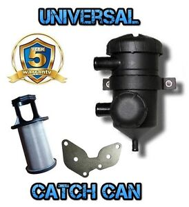 Oil Catch Can Holden Colorado RC Rodeo RA 4JJ1 3.0L Isuzu DMAX Pro 200 Turbo 4x4