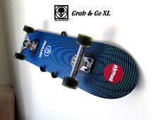Grab & Go XL skateboard complete wall mount hanger rack Powell Santa Cruz Alva