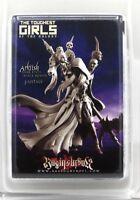 Raging Heroes 22694 Arkiish The Black Reaper (Dark Elves Fantasy) Female Warrior