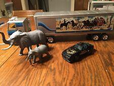 ERTL Smokey and the Bandit II Diecast Toy Semi GMC General Truck & Trailer Set