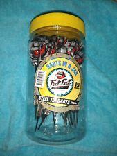 fat cat jar of darts 21pcs 19 grams