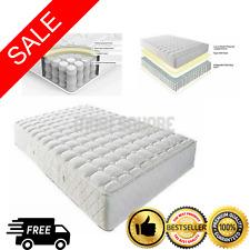 Full Size Mattress 8 Inch Coil Memory Foam Mattress Bed Mattress In a Box