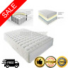 Full Size Mattress 8 Inch Coil Memory Foam Mattress Bed Mattress In a Box
