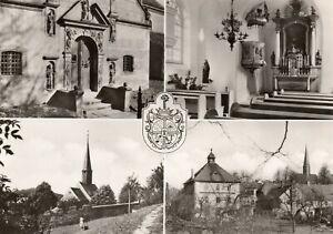 AK Jauernick Buschbach  diverse Motive von 1973 Stempel Görlitz