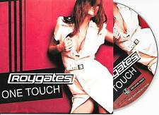 ROY GATES - One touch CD SINGLE 2TR Euro House 2008 DUTCH CARDSLEEVE