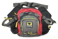 Mountainsmith Tour Lumbar backpack Day Pack Hiking Travel Red vintage