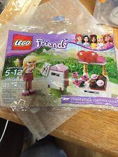 Lego Friends Building Toy with Stephanie (30105) - 41 Pieces ~ Brand New!
