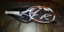 FREE SHIP EUC Dunlop Evo 255 Vibrotech Foamtech Tennis Racquet 4 1/2 105 sq in.