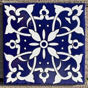 "Mediterranean Spanish  Portuguese Kitchen Backsplash Ceramic Tiles - 6/6"""