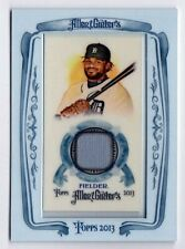 PRINCE FIELDER 2013 TOPPS ALLEN & GINTER GAME USED JERSEY