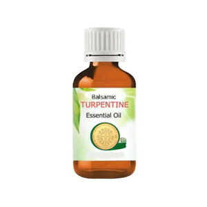 Balsamic Turpentine - Thinner for Luster and Piants in Ceramics and Pottery