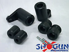 Yamaha 2007-08 YZF-R1 Shogun Frame Slider Kit w/ Spools & Bar Ends No Cut