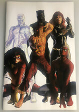 EMPYRE AFTERMATH AVENGERS #1 ALEX ROSS TIMELESS 1 PER STORE THANK YOU VARIANT